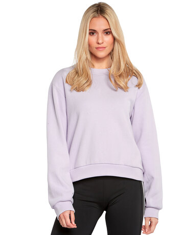 Womens Performance Crew Sweatshirt