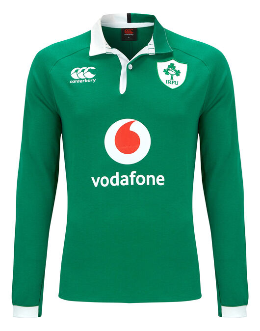 Adult Ireland LS Home Classic Jersey