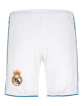 Kids Real Madrid 17/18 Home Short