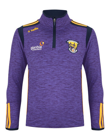 Kids Wexford Solar Half Zip Top