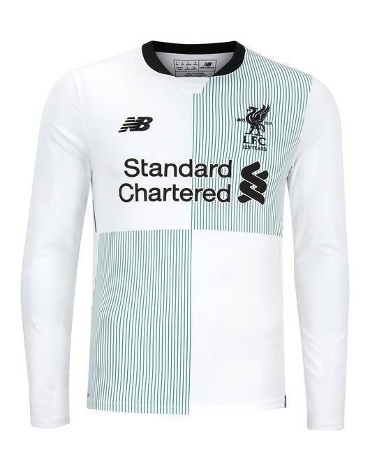 Adult Liverpool 17/18 Away Jersey LS