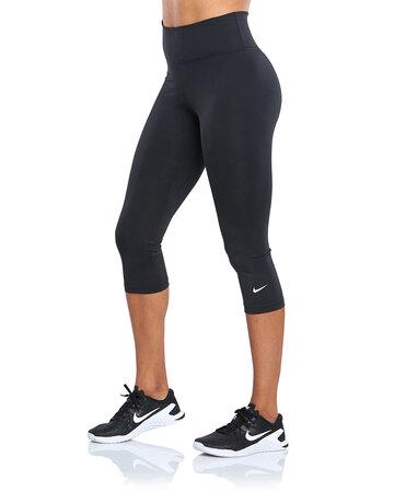 Womens One Capri Leggings