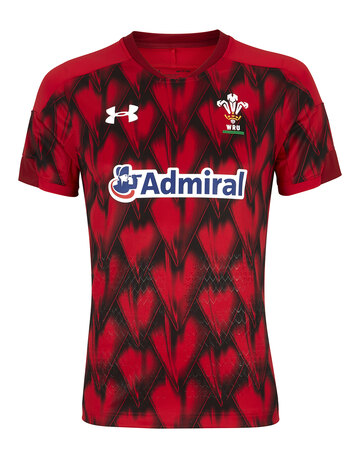 Adult Wales 7s Home Jersey