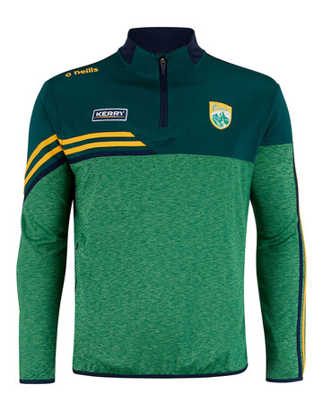 Mens Kerry Nevis Squad Half Zip Top