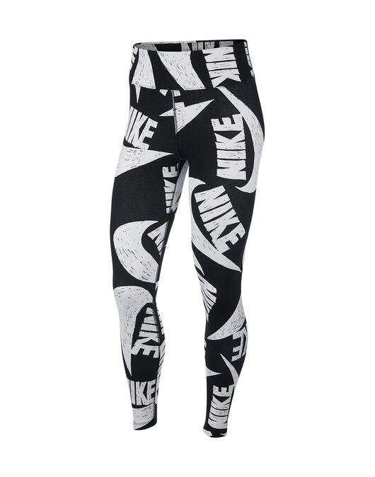 Womens Printed Icon Clash Legging