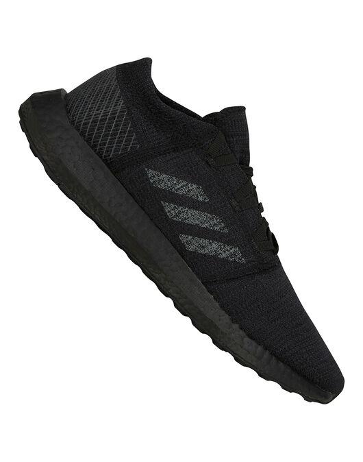 6395fb5ccc10f Men s Black adidas Pureboost Go
