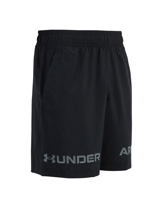 Mens Woven Graphic WM Shorts