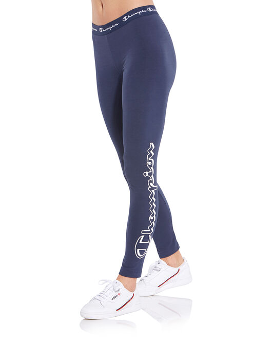 Champion Womens Leggings Life Style Sports