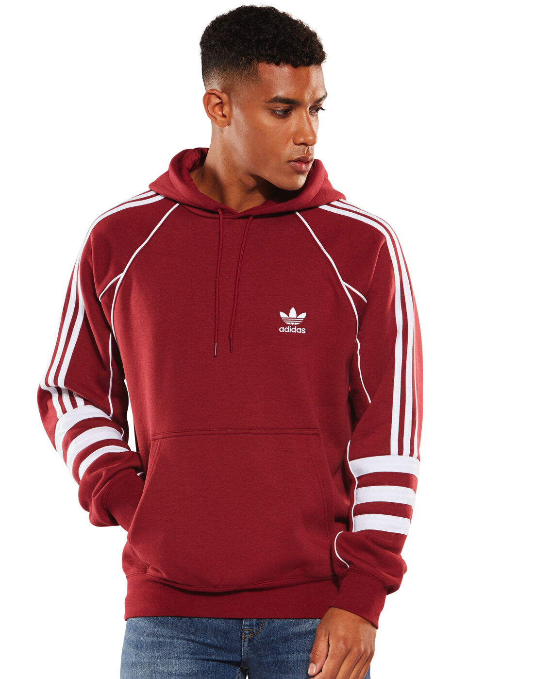 adidas Originals Authentic Hooded Sweatshirt