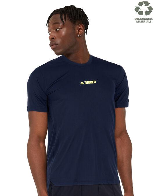 Mens Terrex Agravic Trail Run T-Shirt