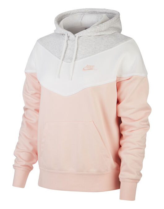 quality design bb741 d6155 Nike Womens Heritage Hoodie