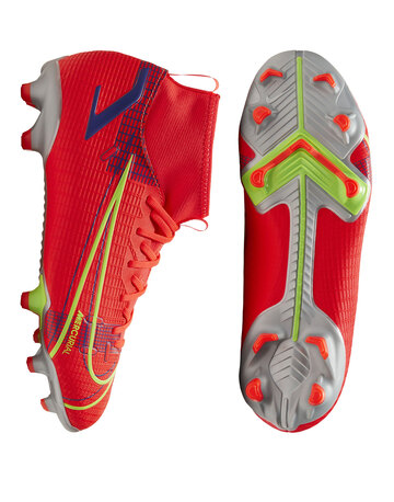 Kids Mercurial Superfly 8 Academy Firm Ground