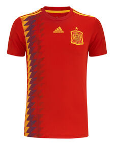 Adult Spain WC 2018 Home Jersey