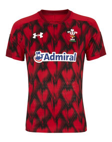 Adult Wales Rugby Home Jersey
