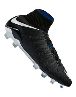 Adult Hypervenom Phantom FG Pitch Dark