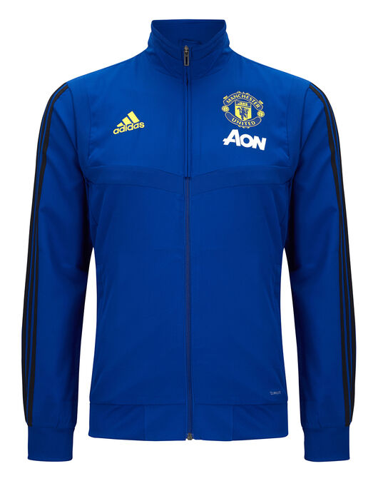 Adult Man Utd Presentation Jacket