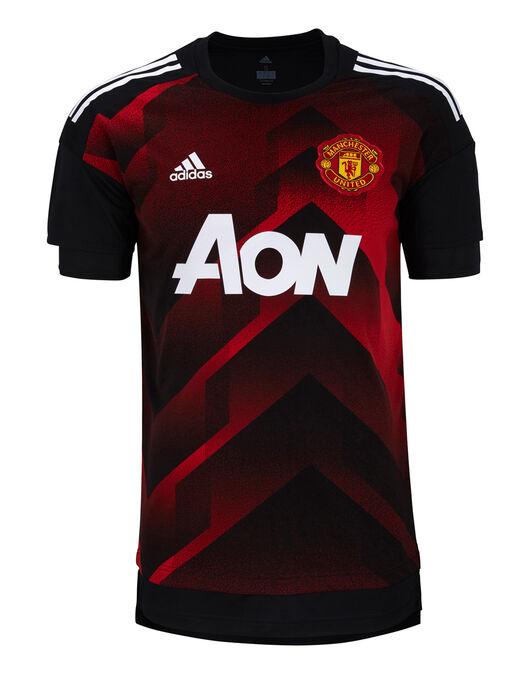 Adult Man Utd 17/18 Pre Match Jersey