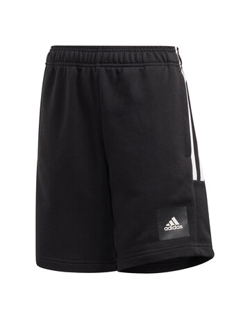 Older Boys 3 Stripes Shorts