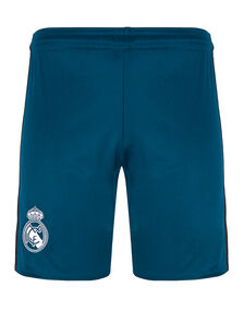 Kids Real Madrid 17/18 Third Short