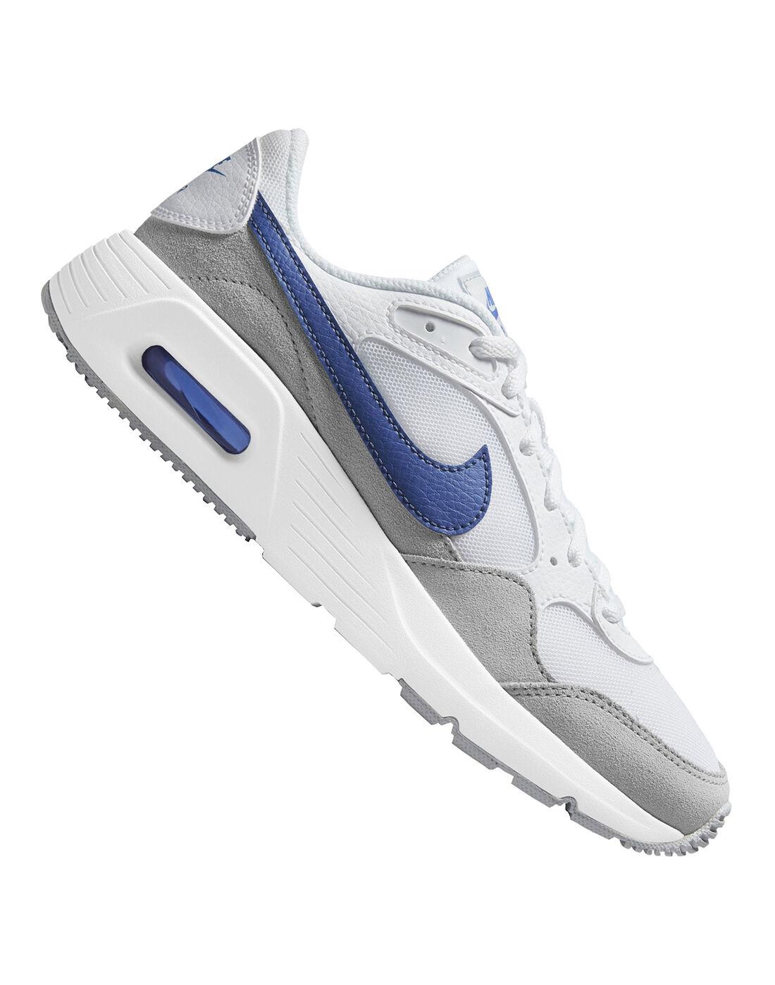 Nike Older Boys Air Max SC - Grey | nike free black green white ...
