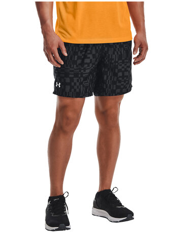 Mens Speed Stride Print Shorts