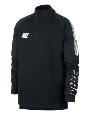 Older Boys Squad Half Zip