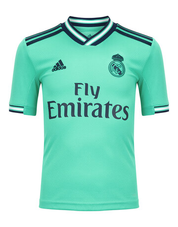 Kids Real Madrid Third 19/20 Jersey