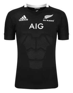 Adult All  Blacks Home Jersey 19/20