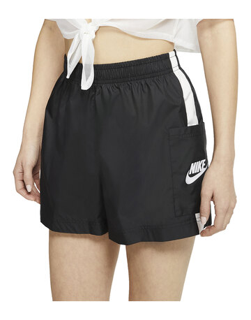 Womens Essential Woven Shorts
