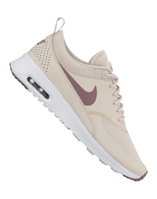 9e645e83dddae Nike Womens Air Max Thea | Cream | Life Style Sports