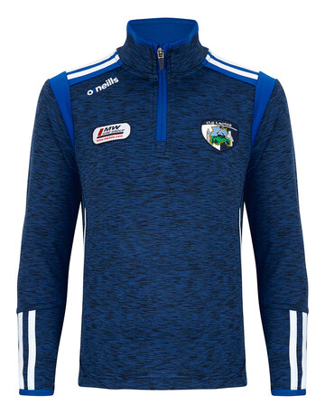Kids Laois Solar Half Zip Top