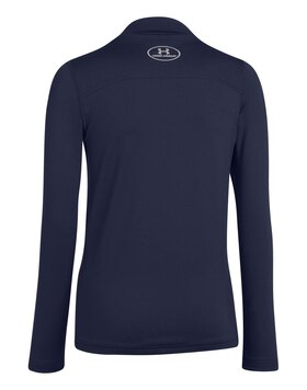 Boys Coldgear Fitted Long Sleeve Mock