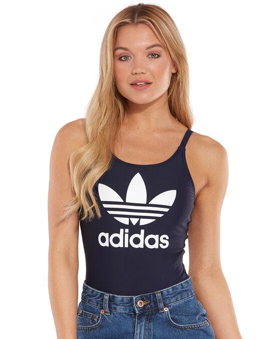 Womens Trefoil Swimsuit