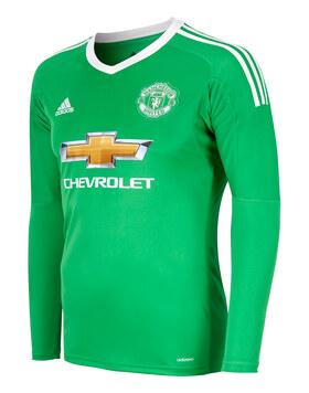 Adult Man Utd 17/18 G/Keeper Away Jersey