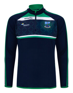 Mens Fermanagh Merrion Half Zip Top