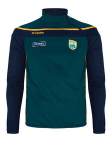 Mens Kerry Slaney Side Zip Top