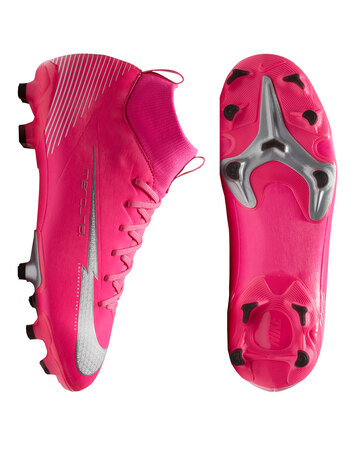 Kids Mercurial Superfly Academy Mbappe Firm Ground