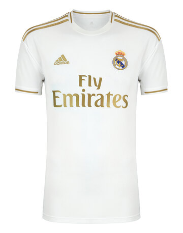 Adult Real Madrid Home 19/20 Jersey