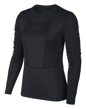 Womens Pro Warm Long Sleeve T-Shirt