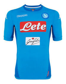Adult Napoli Home 2017/18 Jersey