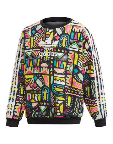 Older Girls Printed Sweatshirt