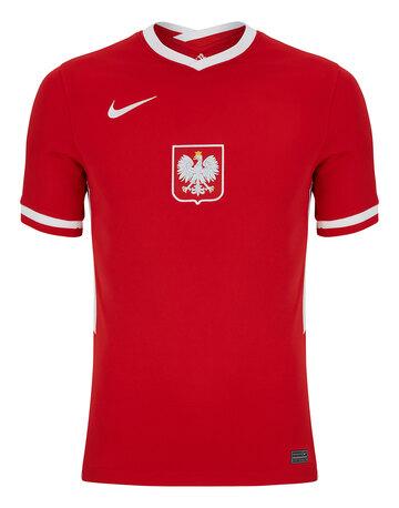 Adult Poland Euro 2020 Away Jersey