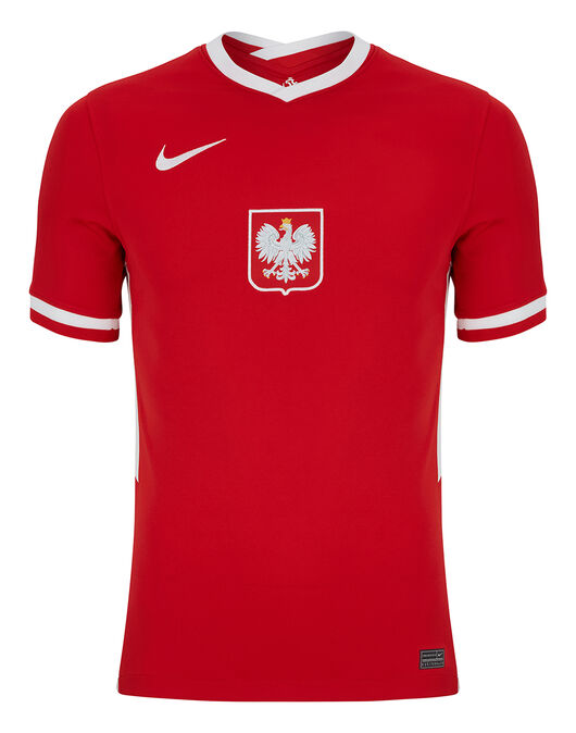 Adult Poland Euro 2020 Away Jersey