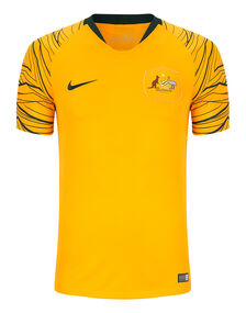 Adult Austrailia WC18 Home Jersey