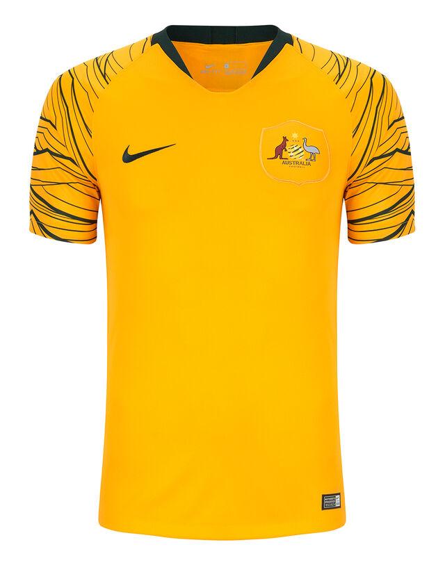 Adult Australia WC18 Home Jersey