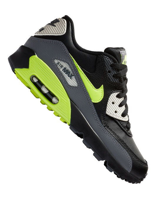 Older Boys Air Max 90 Leather
