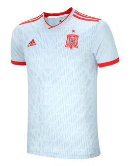 Adult Spain WC18 Away Jersey
