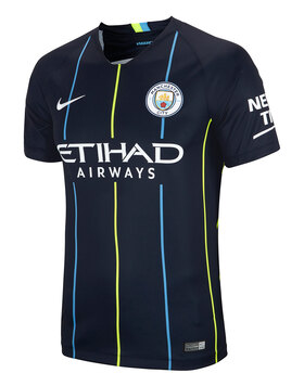 Adult Man City 18/19 Away Jersey