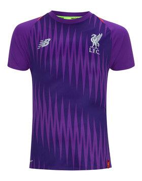 Kids Liverpool Pre-Match Jersey