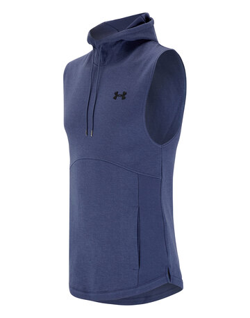 Mens Double Knit Hoodie